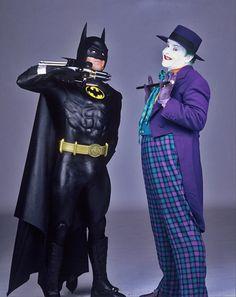 Batman publicity photos