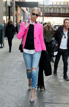 outfit inspo: la vie en rose!