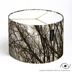 Lamp Shade - Branches 002