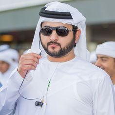 Maktoum bin Mohammed bin Rashid Al Maktoum, DWC 03/2015. Foto: fazza3_m
