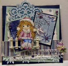 Winter Christmas, Christmas Cards, Princess Zelda, Sweet, Fictional Characters, Design, Products, Christmas E Cards, Candy
