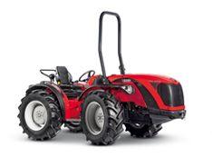 Antonio Carraro | Tractors | TRX Ergit 100