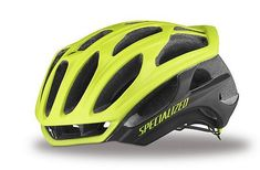 S-Works Prevail Limited Edition Color Dipped High-Viz Helmet #cyclegearclothing