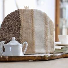 Step by step instructions for a Vintage Tea Cozy. This delightful teapot…
