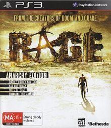 Rage Anarchy Edition    $79.95