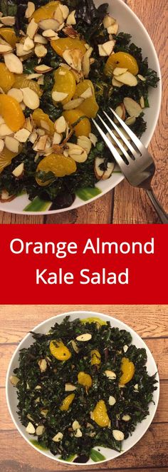 Kale Salad With Oran