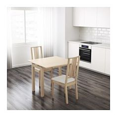 IKEA   NORDEN, Gateleg Table, Table With Drop Leaves Seats Makes It  Possible To Adjust The Table Size According To Need.You Can Store For  Example Cutlery, ...