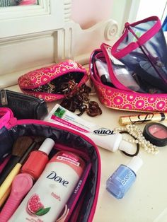 Organize, Please: Travel Bags
