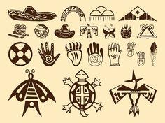 bcb4e4603 10 Best native american animal symbols images in 2017 | Native ...