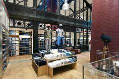 UNIQLO store by Wonderwall, Paris   France
