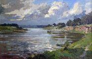 Daugava by Edgars Vinters
