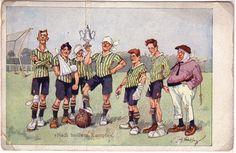 Caricature, Austria, Berlin, Baseball Cards, Sports, Painting, Art, Illustrations, Belle Epoque