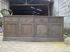 image result for grey stained oak cabinets | diy remodel