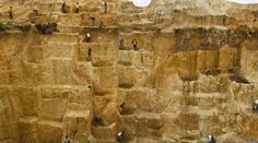 Are these the ancient Annunaki Gold Mines? - Ancient UFO