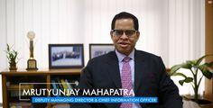 Message from Mr. Mrutyunjay Mahapatra, DMD & CIO to career aspirants
