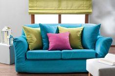 Obývačka - kolekcia tkanín Etna      #obyvacka#rimskaroleta#vankuse#rimskaroleta Ikea, Couch, Furniture, Home Decor, Settee, Decoration Home, Ikea Co, Sofa, Room Decor