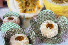 Brigadeiro gourmet de maracujá | Receitas e Temperos