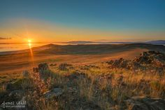 Sunset From Antelope Island | Flickr - Photo Sharing!