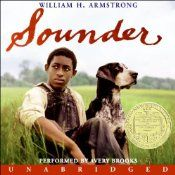 A landmark in children's literature, winner of the 1970 Newbery Medal, and the basis of an acclaimed film, Sounder traces the keen sorrow and the abiding faith of a poor African-American boy in the 19th-century South. The boy's father is a sharecropper, struggling to feed his family in hard times. Night after night, he and his great coon dog, Sounder, return to the cabin empty-handed.