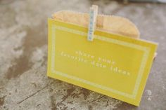 yellow bridal showers on Showerbelle