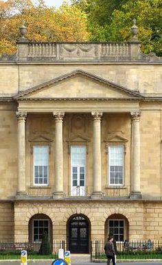 Neoclassical Bath
