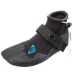 Roxy Women's 2mm Syncro Reef Round Toe Bootie at SwimOutlet.com – The Web's most popular swim shop