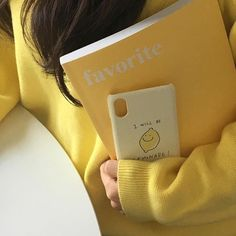 Korean Aesthetic, Aesthetic Colors, Aesthetic Photo, Aesthetic Girl, Aesthetic Pictures, Aesthetic Yellow, Simple Aesthetic, Pastel Yellow, Shades Of Yellow