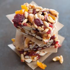 Chewy Fruit and Nut Bars | Williams-Sonoma