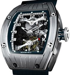 Richard Mille RM 014 Tourbillon Perini Navy Cup Mens Watch Model: RM014-WG