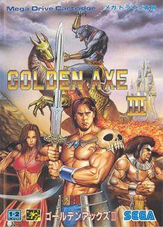Golden Axe 3 - Genesis