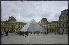 Vierailun arvoinen Louvre Parisissa. #Paris