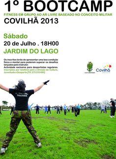 1º BootCamp Cidade da Covilhã « Ponteiro
