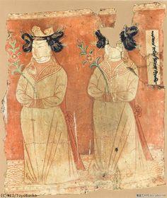 HISTORY AND ARCHAEOLOGY: Bezeklik CAVE - TURKISH UYGUR PICTURES