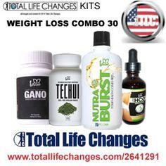 Total Life Changes Hispano Estados Unidos. Una Oportunidad de Negocio Inteligente: Combo Iaso Perdida de Peso 30