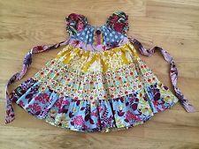 "Matilda Jane Platinum ""Skeeter"" peasant dress. Size 2. NWOT"