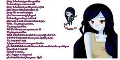 "Lyrics to ""I'm Just Your Problem"" by Marceline"