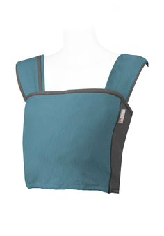 Caboo Duo Baby Carrier from Close Parent, Baltic Blue