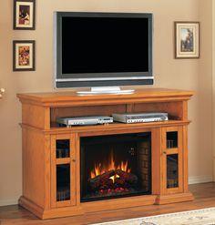 68 best entertainment center fireplaces images on pinterest rh pinterest com Beautiful Oak Entertainment Center oak entertainment center with electric fireplace