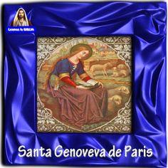 Leamos la BIBLIA: Santa Genoveva de Paris