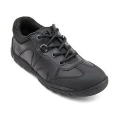 Boys School Shoes: Black Leather Boys Lace-up School Shoes http://www.startriteshoes.com/boys-shoes/school-shoes