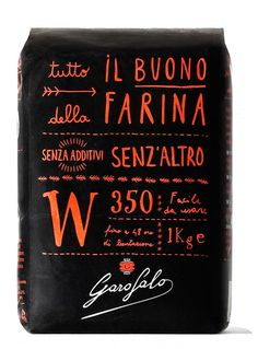 Inventive packaging from someone who knows. And it's for flour. The Daily Heller by Steven Heller AD-garofalo-4