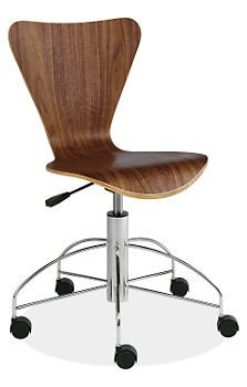 Attrayant Jake Office Chair   Office Chairs   Office   Room U0026 Board $179