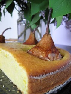 Pears in dough!!! Yummi!!!
