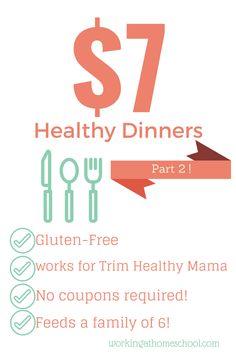 $7 THM Dinners