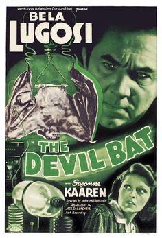 The Devil Bat (1940) starring Bela Lugosi