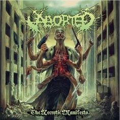 "ABORTED – PRÄSENTIEREN NEUES LYRIC VIDEO ZU ""COFFIN UPON COFFIN"" 