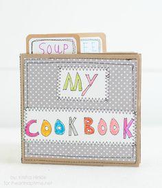 Kid cookbook on iheartnaptime.com