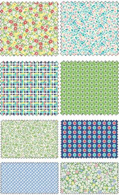 30's Minis by Erin Turner for Penny Rose Fabrics