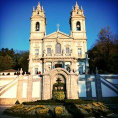 Bom Jesus do Monte:) Foto de  Daniel Pinheiro