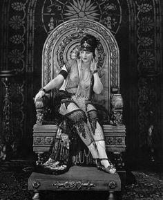 Lost Film: Queen of Sheba 1920s